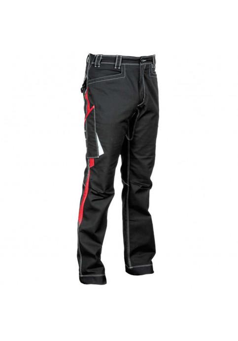 Работни панталони BARRERIO PANTS BLACK