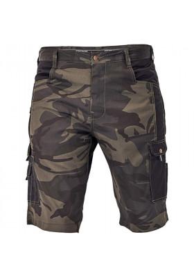Работни къси панталони CRAMBE SHORTS GREEN