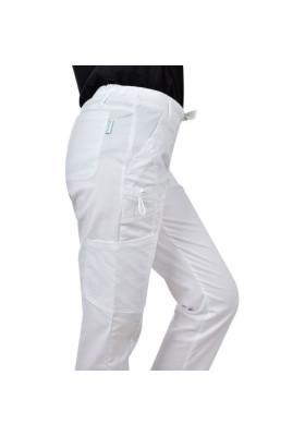 Работен панталон DANTE WHITE