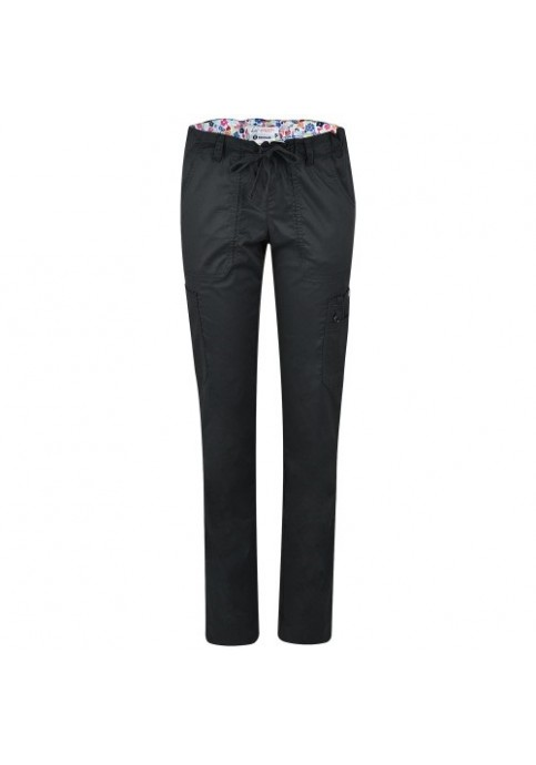 Дамски медицински панталон LINDSEY BLACK