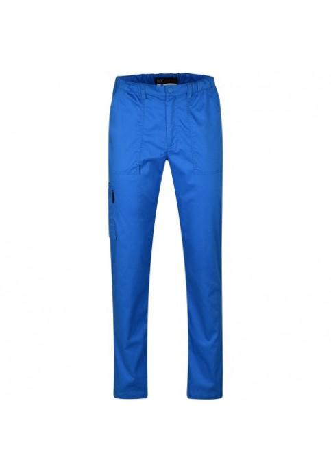 Мъжки медицински панталон RAYAN BLUE