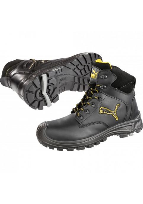 Защитни работни обувки S3 HRO SRC BORNEO Mid S3