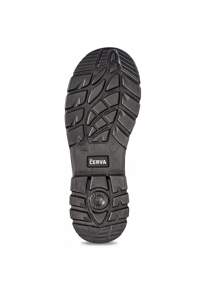 Работни обувки DERRIL ANKLE S3 SRC BROWN