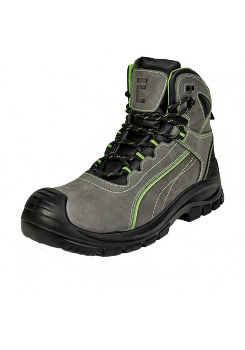Работни обувки DERRIL ANKLE S3 SRC GREY