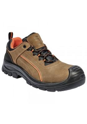Работни обувки DERRIL MF S3 SRC BROWN