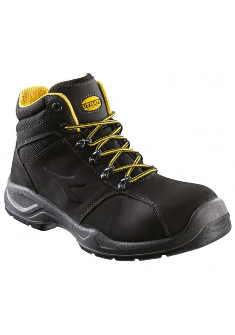 Работни обувки DIADORA FLOW II HIGH S3 SRC BLACK