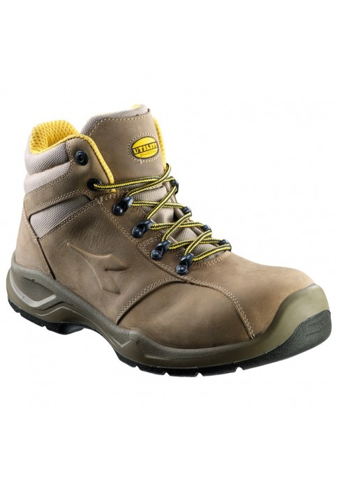 Работни обувки DIADORA FLOW II HIGH S3 SRC BROWN