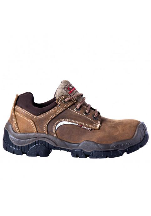 Работни обувки GRENOBLE UK S3 SRC BROWN
