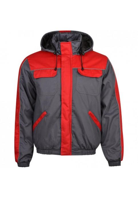 Зимно яке ZEUS Jacket GREY