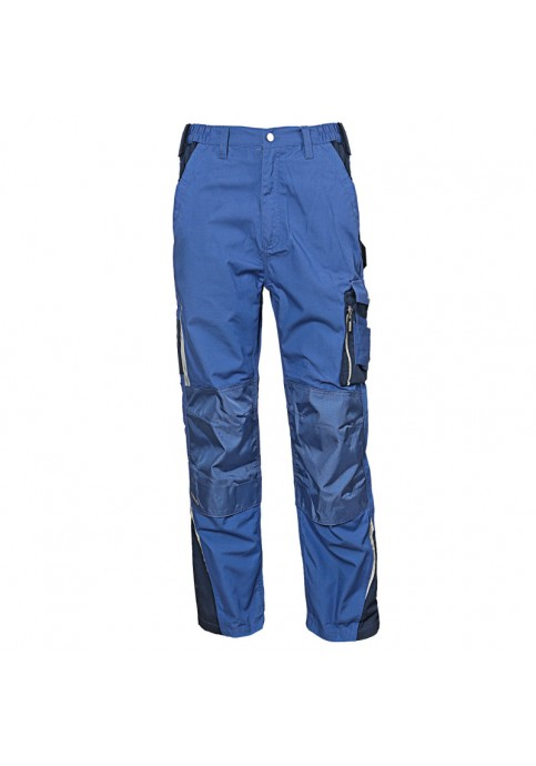 Работни панталони ALLYN BLUE TROUSERS